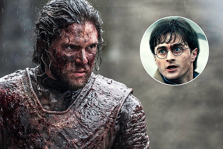 Image result for radcliffe game of thrones
