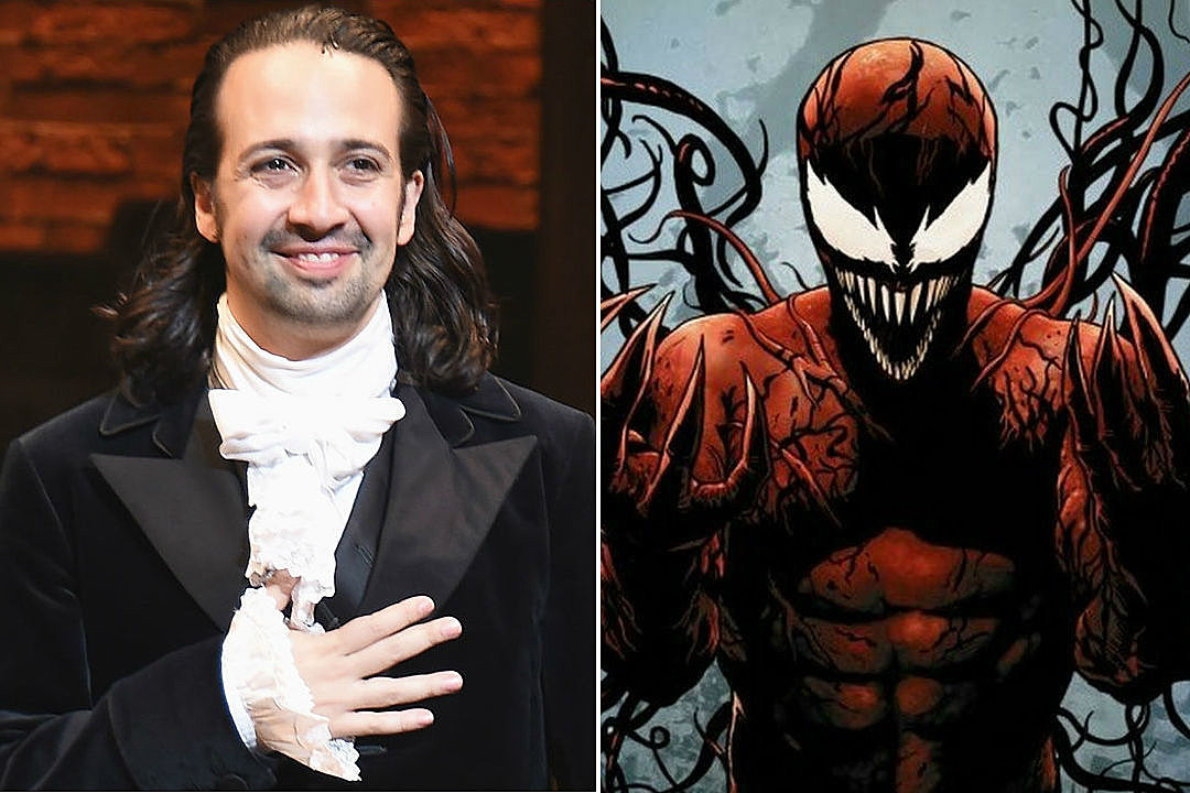 Lin-Manuel Miranda Wants to Bring Carnage to the MCU