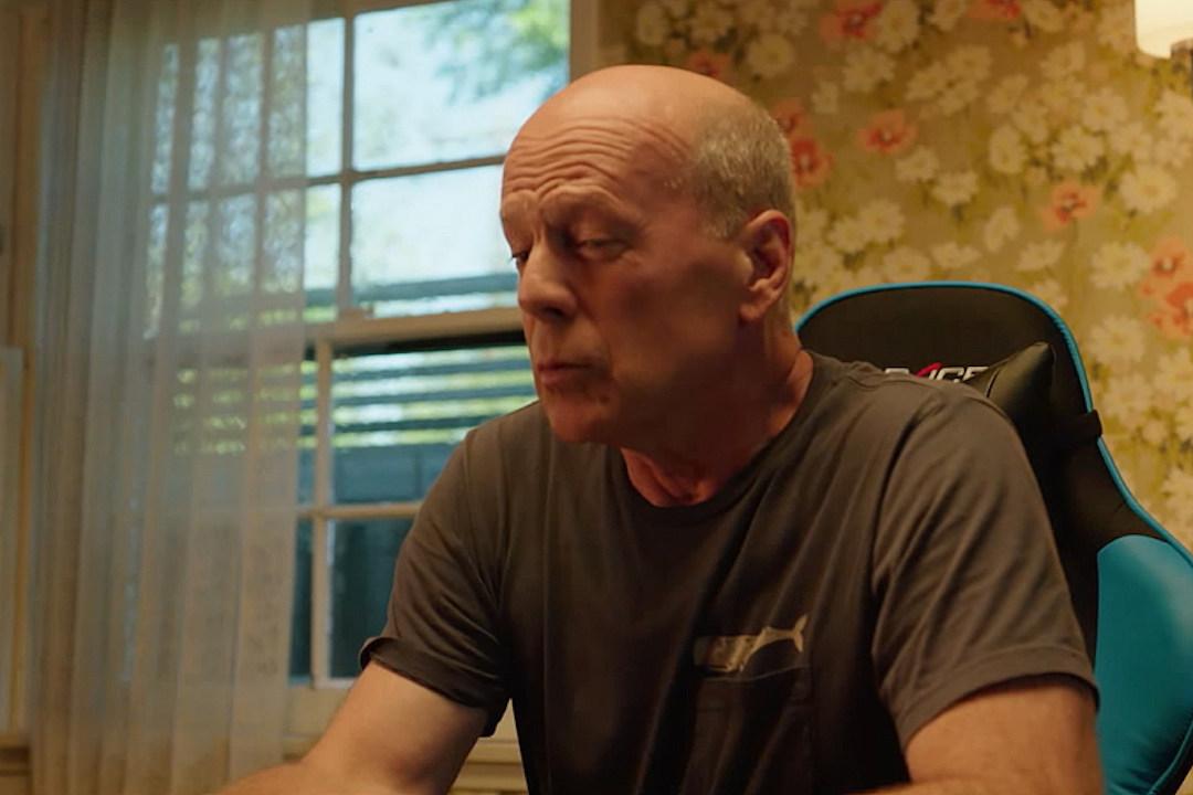 Bruce Willis Venice