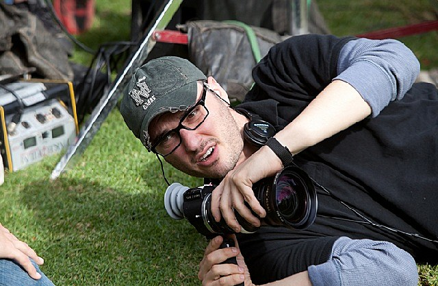 Josh Trank directing 'Chronicle'