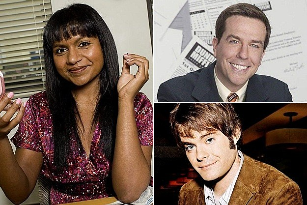 Mindy Kaling - Ed Helms - Bill Hader