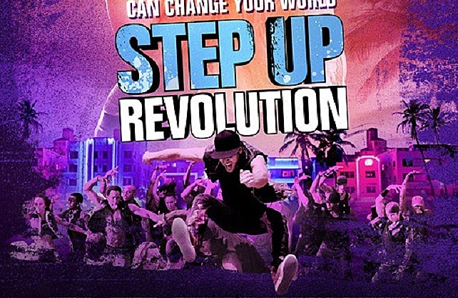 Step Up Revolution poster preview