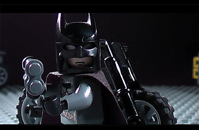 The Dark Knight Rises Lego Trailer
