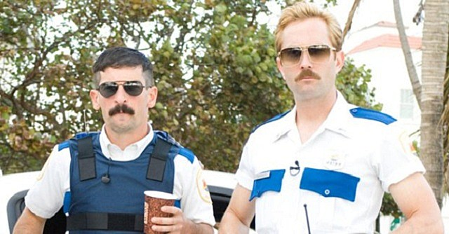 Thomas Lennon and Robert Ben Garant in 'Reno 911'