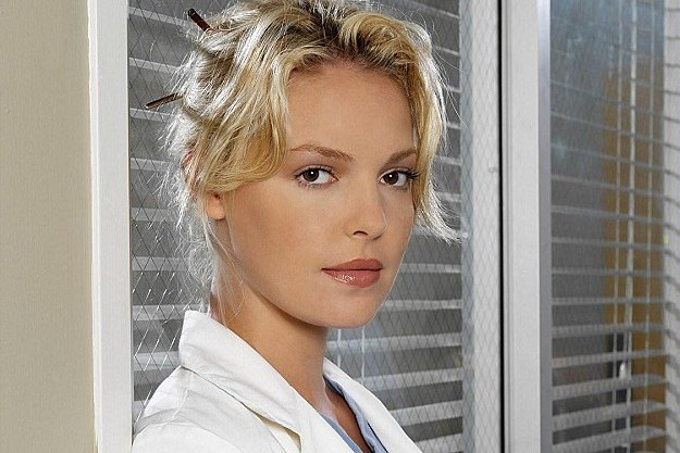 Grey's Anatomy  Katherine Heigl