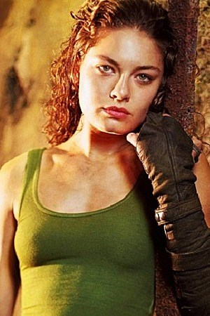 Alexa Davalos  The Chronicles of Riddick