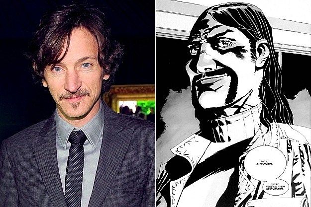 John Hawkes The Walking Dead