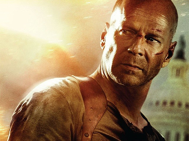 Bruce Willis in 'Live Free or Die Hard'