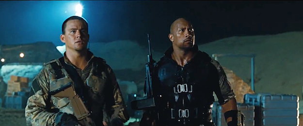 GI Joe Retaliation Closer Look