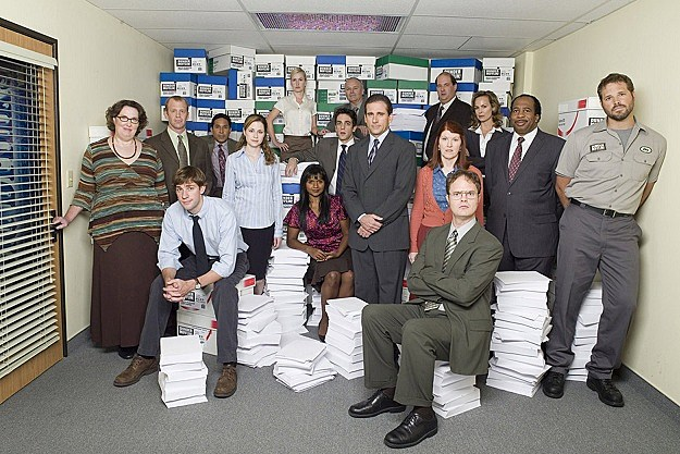 'The Office' Cast