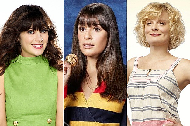 New Girl Glee Raising Hope