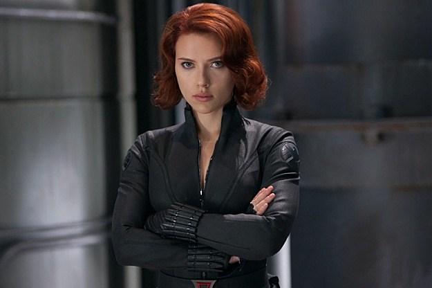 Femme Fatale: Black Widow