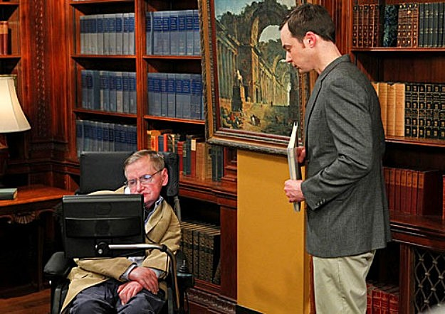 The Big Bang Theory The Hawking Excitation