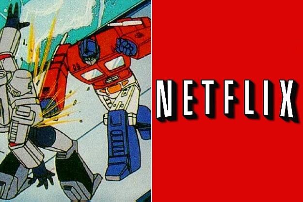 80s cartoons on netflix