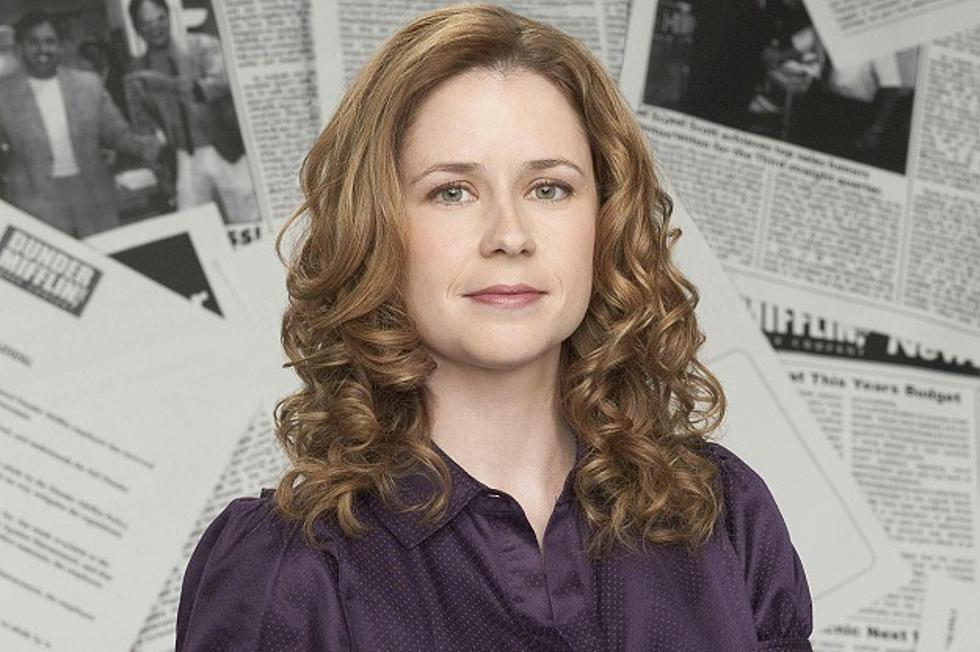 The Office Star Jenna Fischer Plays Down Cast Exit Rumors
