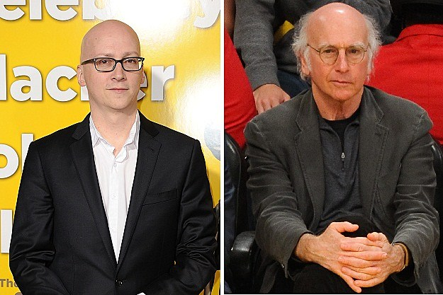 Greg Mottola, Larry David