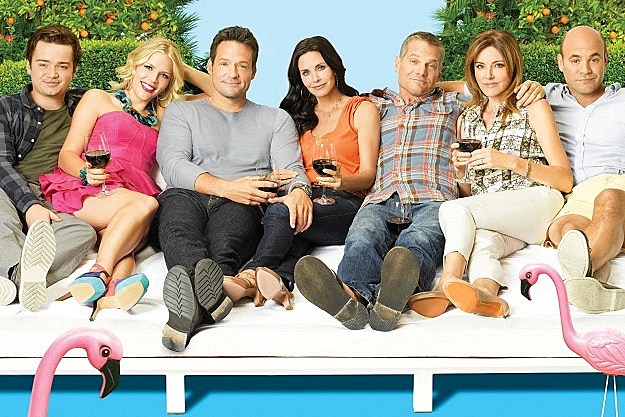 Cougar town laurie and travis hookup