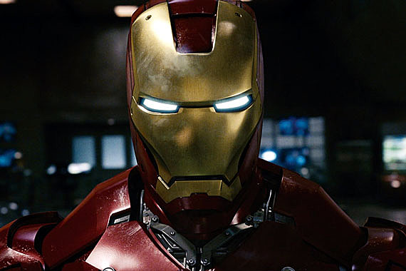 Meet the man who 39 s inside the iron man suit - Image de iron man ...