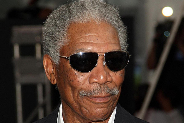Morgan Freeman SC