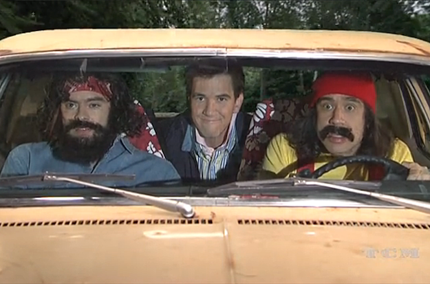 SNL Cheech and Chong