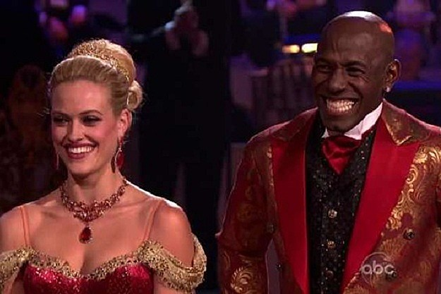 Donald Driver and Peta Murgatroyd Dancing with the Stars