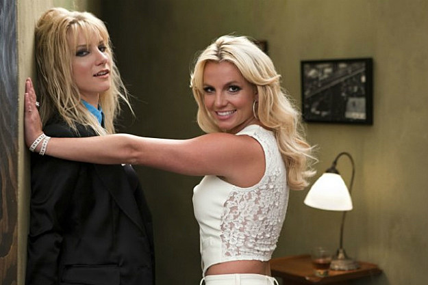 Britney Spears on Glee