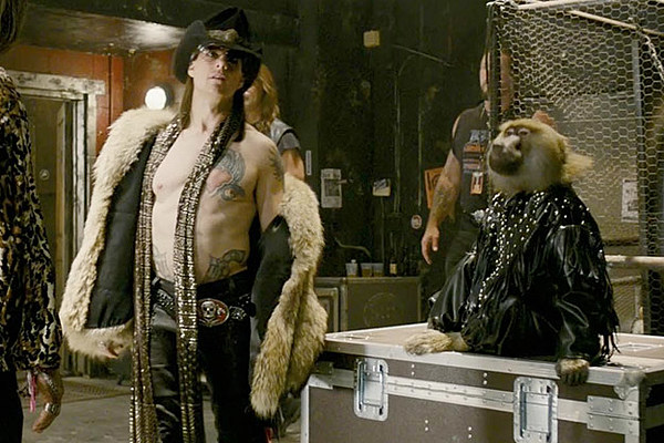 Tom Cruise Demanded a Monkey Sidekick for 'Rock of Ages' Rock Of Ages Movie Tom Cruise