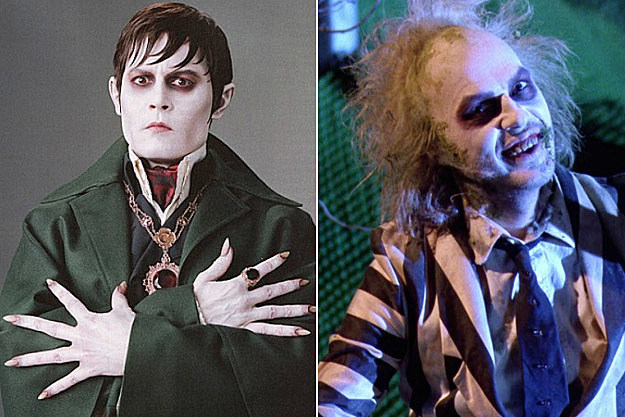 Dark Shadows Beetlejuice