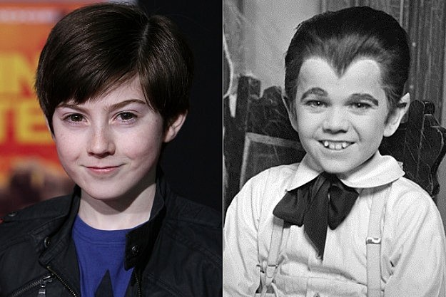 Eddie Munster Mockingbird Lane