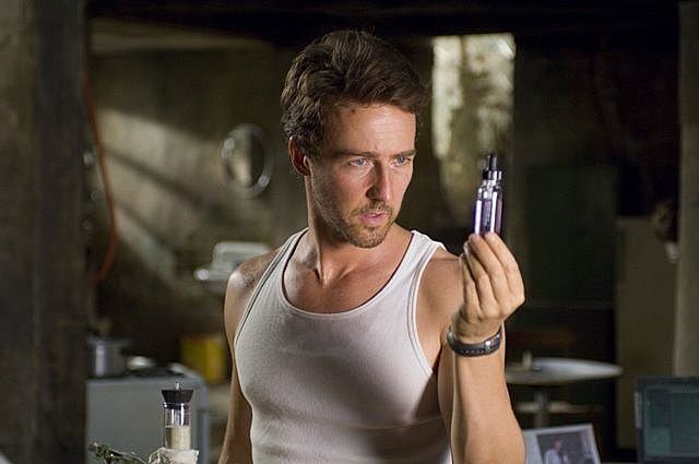 Edward Norton in 'The Incredible Hulk'