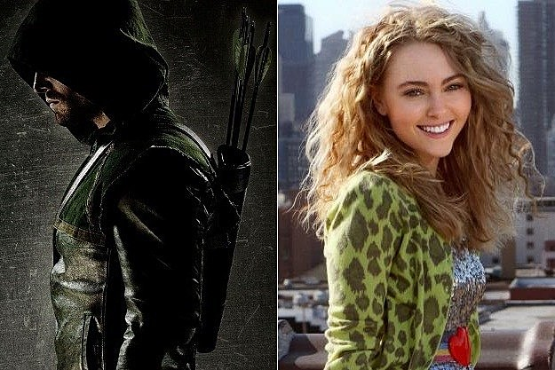 Green Arrow The Carrie Diaries