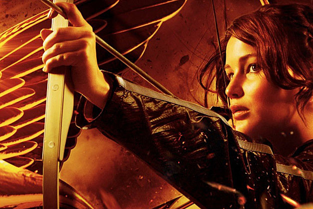 The Hunger Games: Catching Fire Motion Poster Is Here!