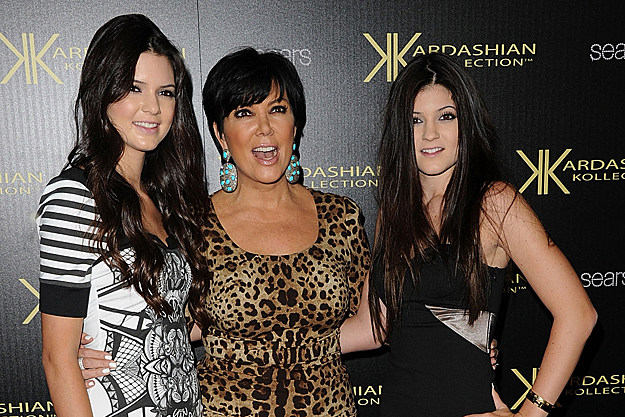 Kris Jenner Mother's Day Prank