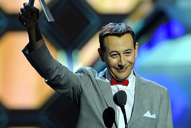 Pee-wee Herman Updates