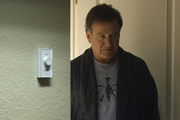 Robin Williams Angriest Man