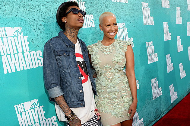 2012 MTV Movie Awards Best Dressed - Amber Rose