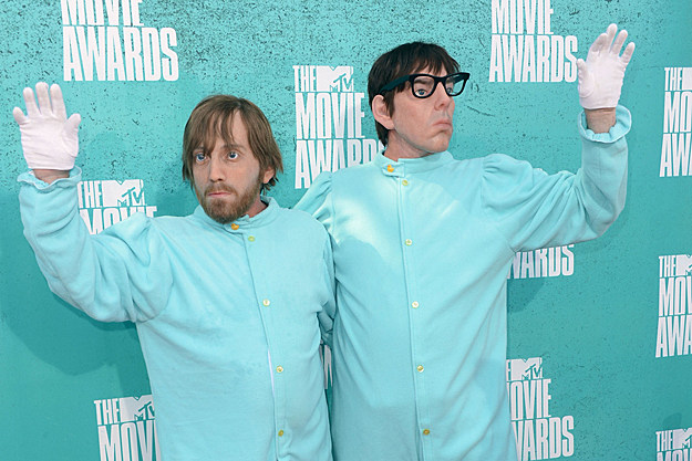 2012 MTV Movie Awards Worst Dressed - The Black Keys