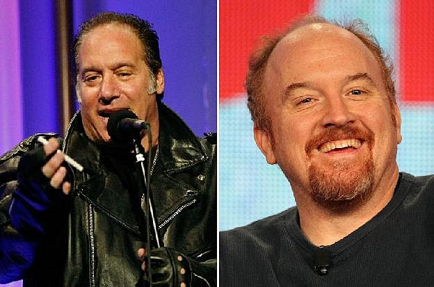 Andrew Dice Clay, Louis C.K.