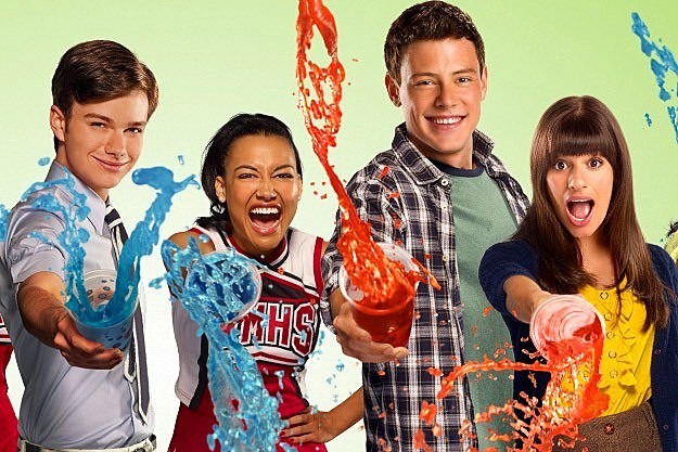 Glee Season 4 Comic Con