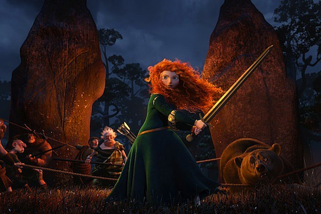 Weekend Box Office Report: Brave