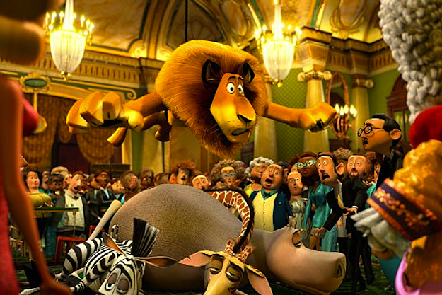 Box Office Report: Madagascar 3