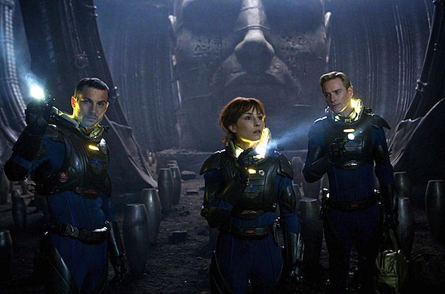 Box Office: Prometheus and Madagascar