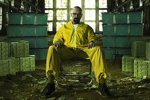 Breaking Bad Season Five Promo