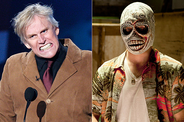 Gary Busey + 'Savages'