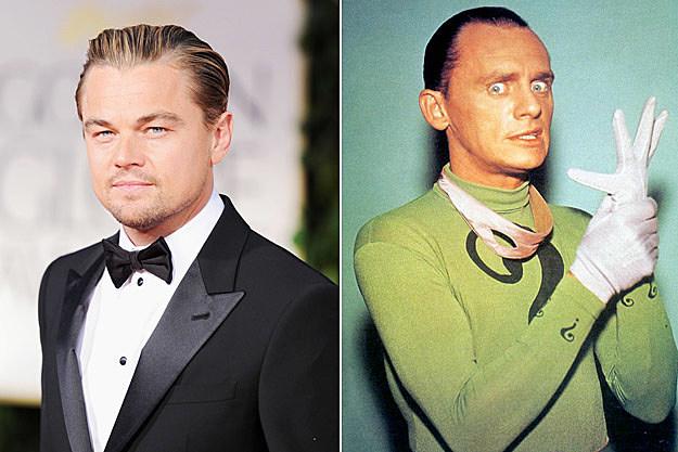 Leonardo DiCaprio Riddler