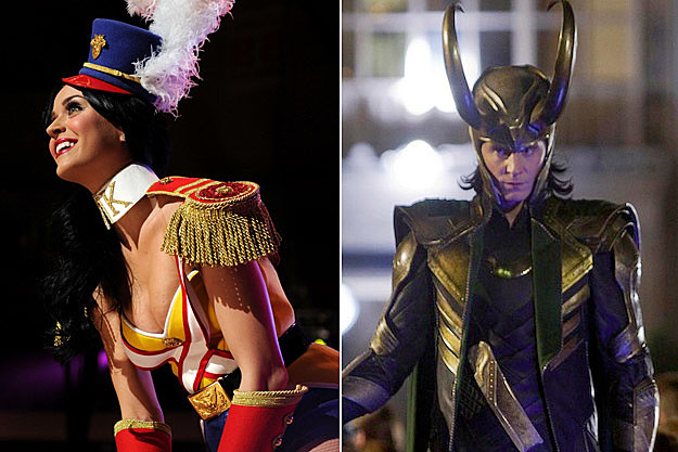Katy Perry Loki
