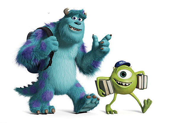 Monsters, inc. 2′ trailer: pixar debuts four 'monsters university