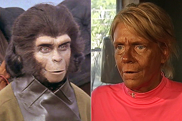 planet of the apes dr zira quottanning momquot patricia
