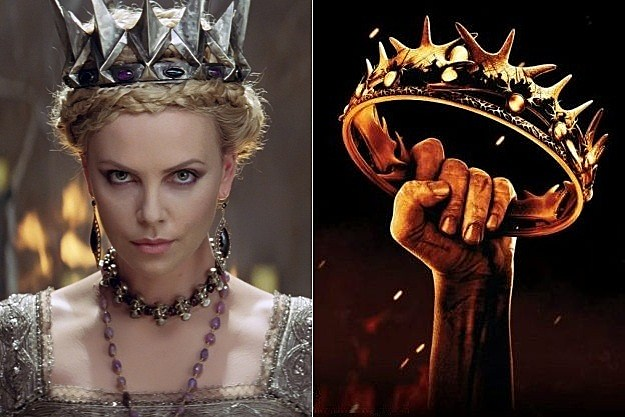 Charlize Theron Game of Thrones Season 3