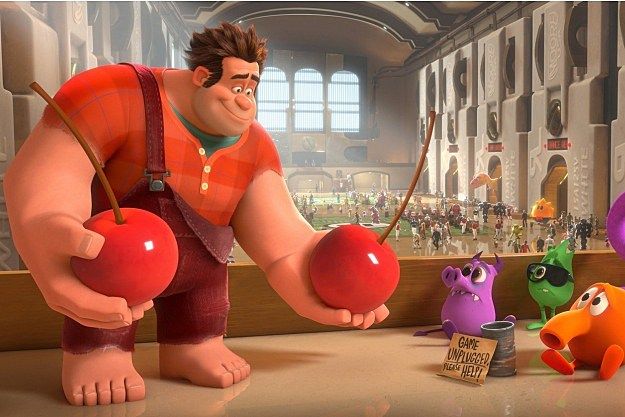 Wreck It Ralph Video Game